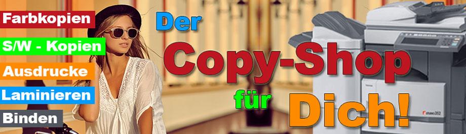 Copy-Shop an der Peterskirche für Studenten